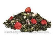 Чай зеленый с добавками Клубника со сливками 500 г