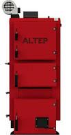 Котёл отопительный на твёрдом топливе  АЛЬТЕП ДУО ПЛЮС  95 кВт  (АLTEP DUO PLUS), фото 1