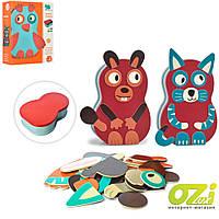 Пазлы Synergy toys Зверюшки 8826-1