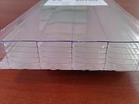 Поликарбонат сотовый SOTON, 6000х2100х16/Н6, прозрачный