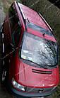 Рейлинги на крышу Mercedes Vito W638 1996-2003,серый металлик, фото 8