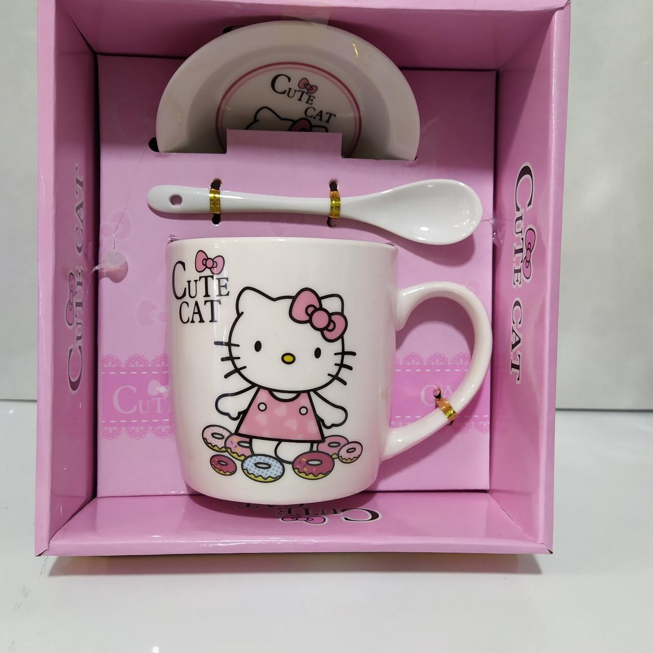 "Чашка "" Hello Kitty  """