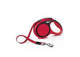 Flexi Comfort XS стрічка 3 м до 12 кг повідець-рулетка для собак
