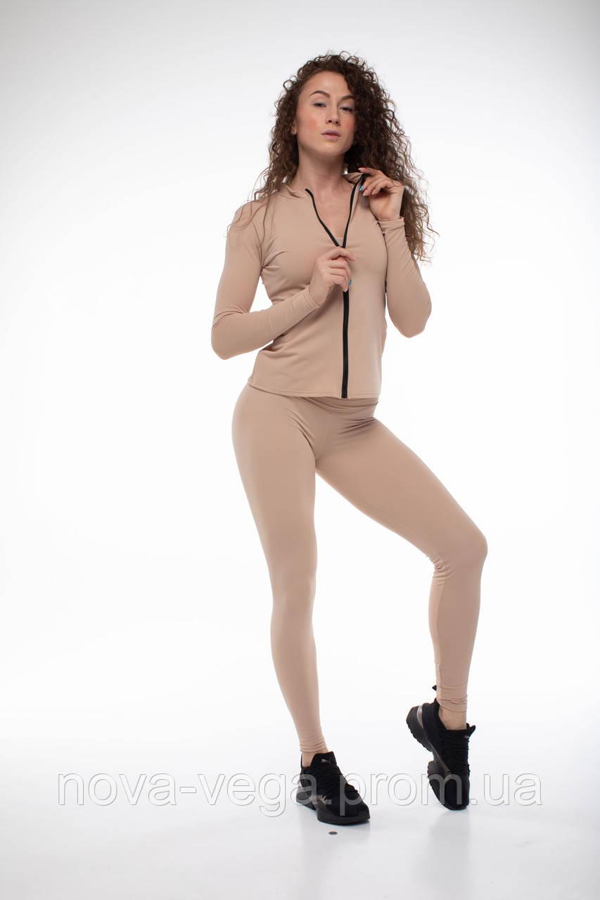 Женский спортивный костюм для фитнеса Begie Design