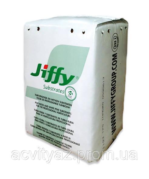 Торфяной субстрат Джифи - Jiffy  (Ph 5,8) 0-8 mm, 225 литров