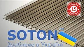 Сотовый поликарбонат SOTON