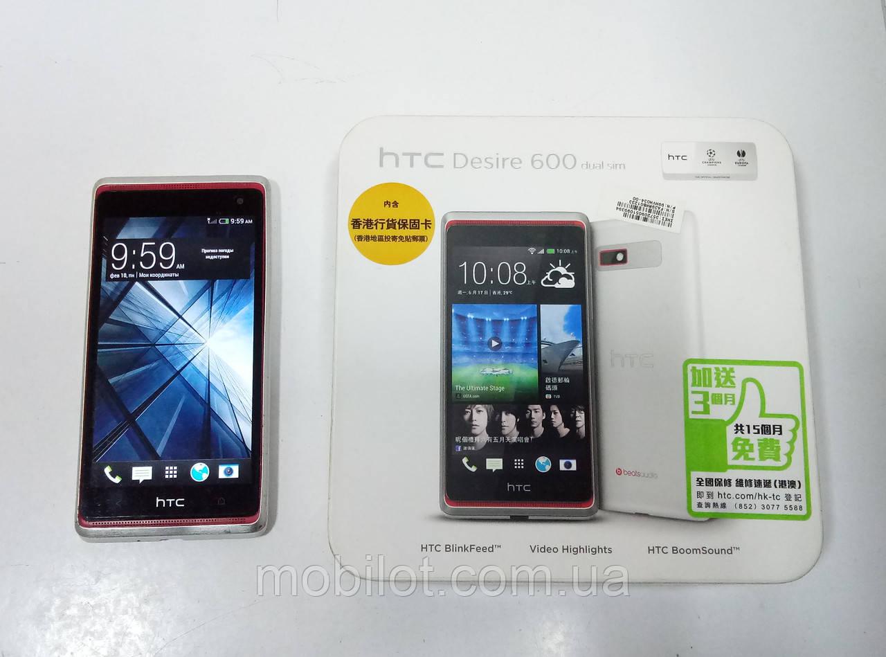 Мобильный телефон HTC Desire 600 (TR-11592)