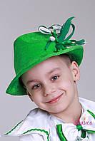 Шляпа Подснежник