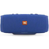 Портативная акустика JBL Charge 3 (Синий)