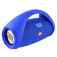 Bluetooth акустика JBL  Booms Box (Синий)