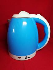 Электрический чайник Domotec MS-5024В, фото 3