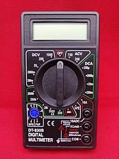 Мультиметр DT-832, фото 2