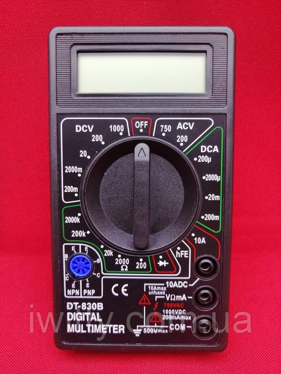 Мультиметр DT-838(+измеритель тока)
