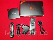 Смарт приставка X96  Версия с двухдиапазонным WiFi (2.4 + 5 GHz) + Bluetooth., фото 2