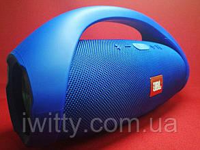 Bluetooth колонка JBL Booms Box (Синий)