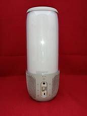 Bluetooth колонка JBL Pulse 3 (Silver), фото 2
