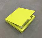 Коробка на 16 конфет, салатового цвета. 185х185х30, фото 2