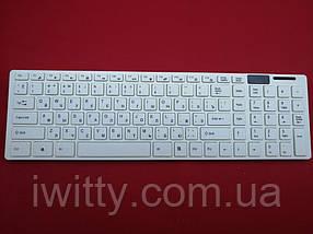 Беспроводная блютуз клавиатура K-06 + подарок, фото 2