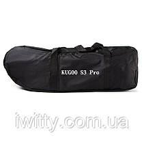 Электросамокат Kugoo S3 Pro Черный, фото 3