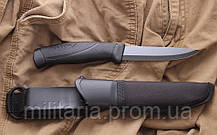 Нож Morakniv BlackBlade | туристический нож mora 12351 | мора  Companion Tactical | Made in Sweden, фото 3