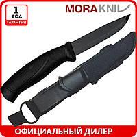 Ніж Morakniv BlackBlade   туристичний ніж mora 12351   мора Companion Tactical   Made in Sweden