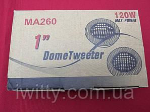 Пищалки Динамики  DomeTweeter, фото 2