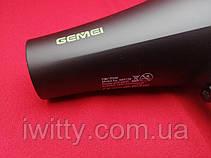 Фен GEMEI GM-130, фото 2