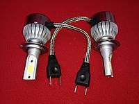 Комплект ксеноновых ламп для автомобиля C6-H7