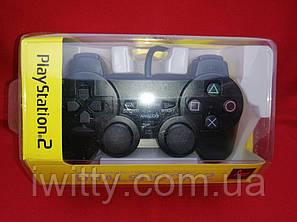 Проводной джойстик PlayStation2, фото 2