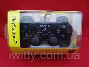 Проводной джойстик PlayStation2, фото 3