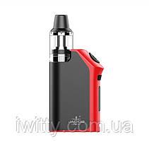 Электронная сигарета Jacob EGQ80W (Black), фото 3