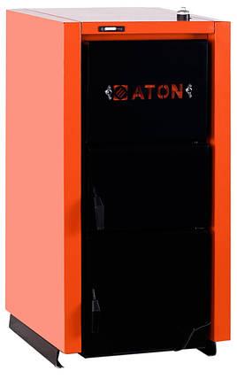 Твердотопливный котел ATON ТТК Multi 16кВт, фото 2