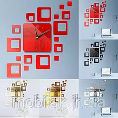 Настінні годинники з ефектом 3D