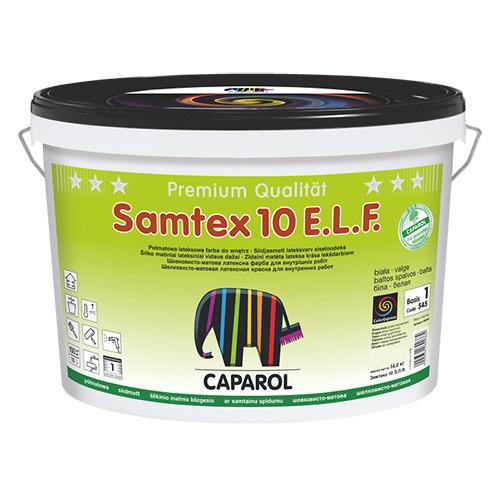 Краска латексная Caparol Samtex 10 E.L.F. B3 (2,35 л)