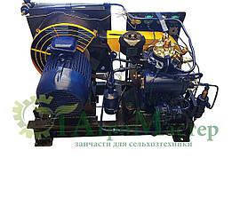 Установка компрессорная КР-2, АКР-2 и АКР-21