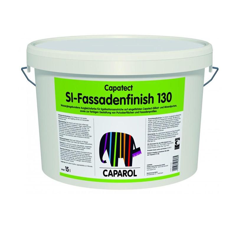Силикатная краска Capatесt-Si FASSADENFINISH 130 (15 л)