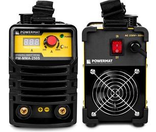 Сварочный аппарат  POWERMAT PM-MMA-250S, фото 2