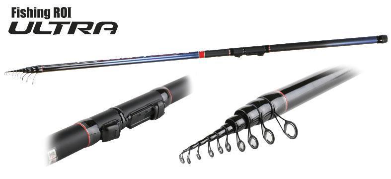 Удилище Fishing ROI Ultra Bolo 9325 MT 500 5-25gr с/к
