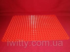 Антипригарный силиконовый коврик, фото 3