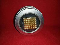 Неокуб Neocube 216 шариков 5мм в боксе (Золото)