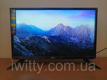 """LED телевизор LG 24"""" (FullHD/DVB-T2/SmartTV/WiFi), фото 2"""