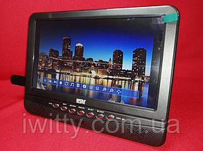 """Портативний телевізор OPERA OP-902 TV USB SD АКБ 9.5"""" Т2"""