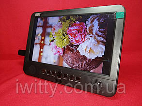 """Портативний телевізор OPERA OP-1002 TV USB SD АКБ 13.8"""""""
