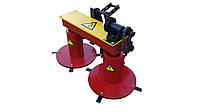 Роторная косилка мототракторная Володар КР-1,1 ПМ-2 под гидравлику+ цилиндр