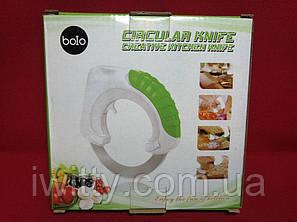 Круглый кухонный нож Bolo Circular Knife, фото 2