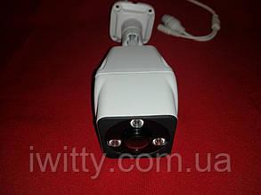 Уличная IP WiFi Камера Видеонаблюдения Панорамная система VR360