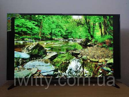 "LED телевизор Samsung 56"" (4К UHD/SmartTV/WiFi/DVB-T2), фото 2"