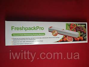 Вакуумный упаковщик  продуктов FreshpackPro, фото 2