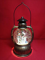 Рождественский фонарь с ручкой, фото 2