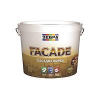 Фасадная краска Зебра Facade (1 л)